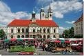 центральное здание городского совета – Ратуша