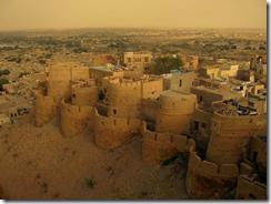 крепость Джайсалмер