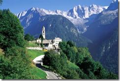 Сказочное путешествие в Швейцарию