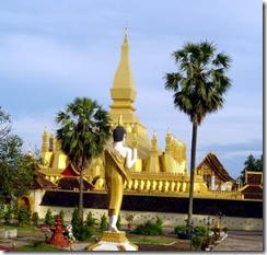 резиденция Высшего Духовного Наставника буддизма