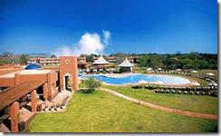 отельный комплекс Sun International
