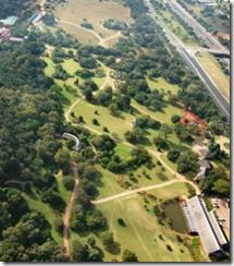 Национальный ботанический сад в Претории