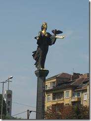 статуя-памятник «Св. София »