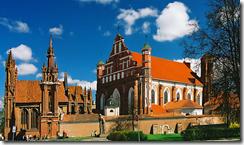 Путешествие в Вильнюс