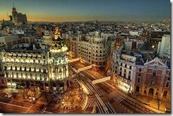 Путешествия в Мадриде