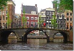 Путешествие по Амстердаму