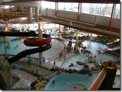 Закрытый аквапарк «Серена