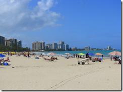 пляжи  в Сан-Хуане