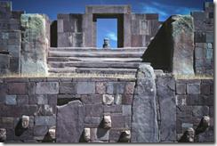 древний город Тиуанако