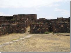 руины крепости Эребуни
