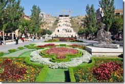 Архитектурный комплекс Каскад. Ереван