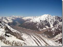 Ледники Федченко и Медвежий
