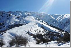 Зимой открывается горнолыжный сезон