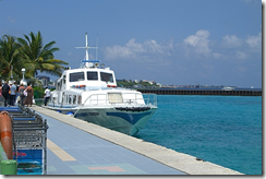 экскурсия на лодке по лагуне
