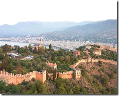 Аланскую крепость