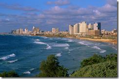 Тель-Авив побережье