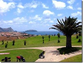 Порто Санто гольф