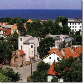 Курортный город Зеленоградск