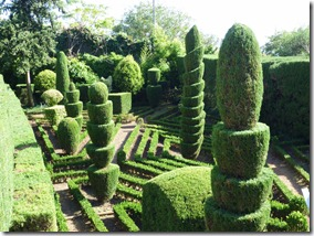 Сады в Фуншале