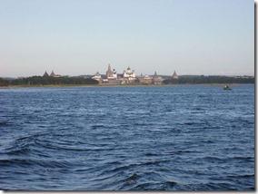 Путешествие по Соловецким островам