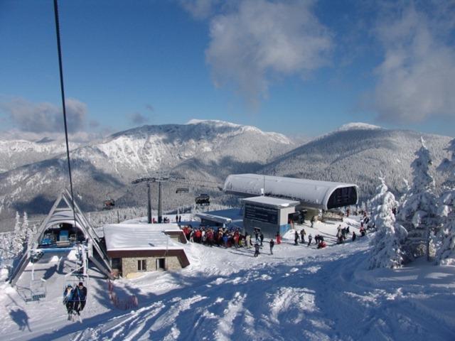 Татры — горнолыжный курорт Польши