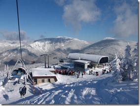 Татры - горнолыжный курорт Польши
