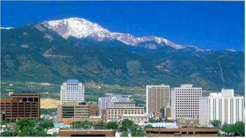 Путешествие в США — Колорадо