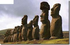 истуканы острова Пасхи