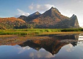 Национальный Парк Трехсот Вершин