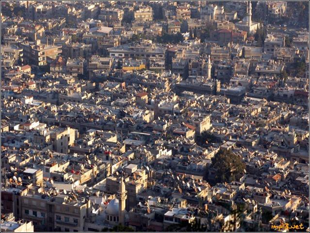 Красивейший город мира — Дамаск