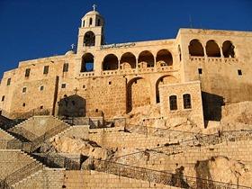 монастырь Седнайской Божьей матери