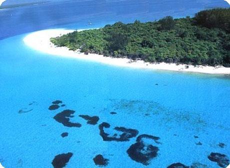 Коралловый остров Пемба
