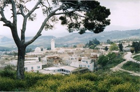 Курорт Табарка в Тунисе