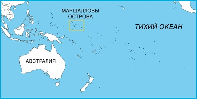 Крупные архипелаги