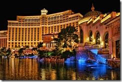 казино Bellagio в Лас-Вегасе