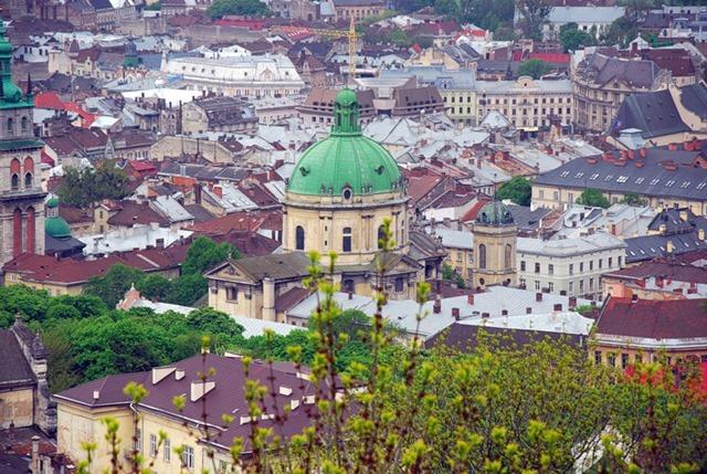 Старый город Львов