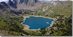 озеро в Франции