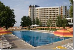 отель Калиакра в Болгарии