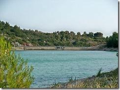 озеро во Франции Лак-дю-Пати