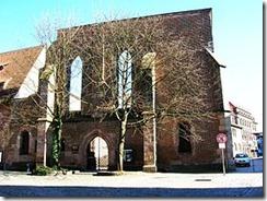 руины церкви святой Катарины