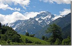 Альпийская складчатость