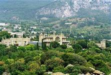 Красавица Крыма — Алупка