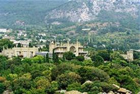 Красавица Крыма - Алупка