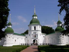 Спасо – Преображенский монастырь