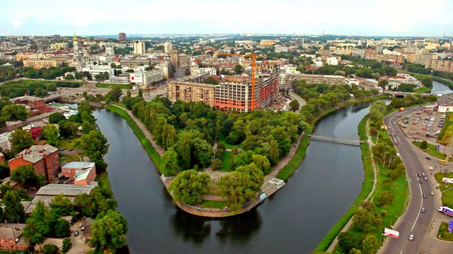 Путешествие по Харькову