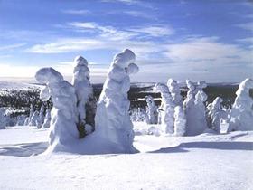 Салла – курорт в Финляндии