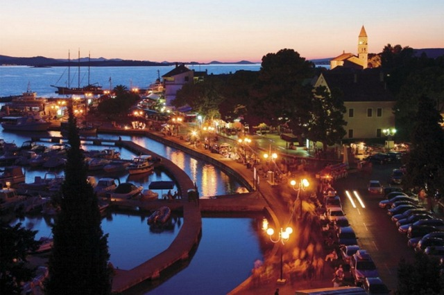 Путешествие по Хорватии — Биоград