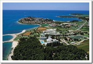 Новиград - курорт Хорватии