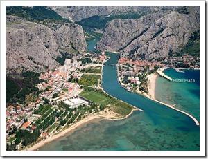 Отдых в Хорватии - Омиш
