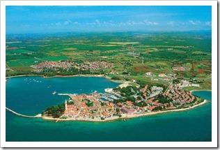 Отдых в Хорватии - Истрия